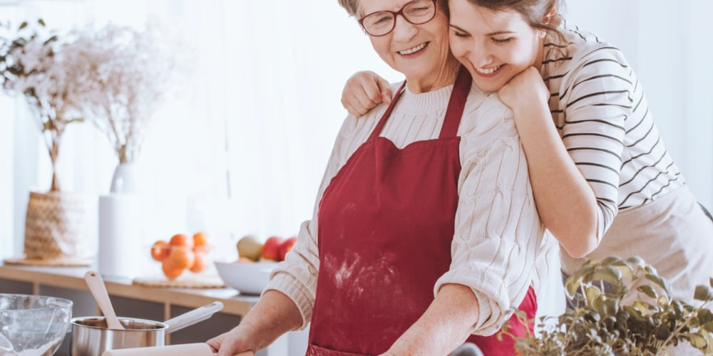 The 10 best ways to cut your inheritance tax, Capital Asset Management, Grandmother and Granddaughter